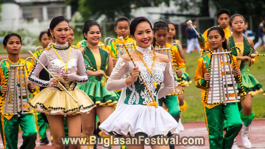 High School Band - Buglasan Festival 2017