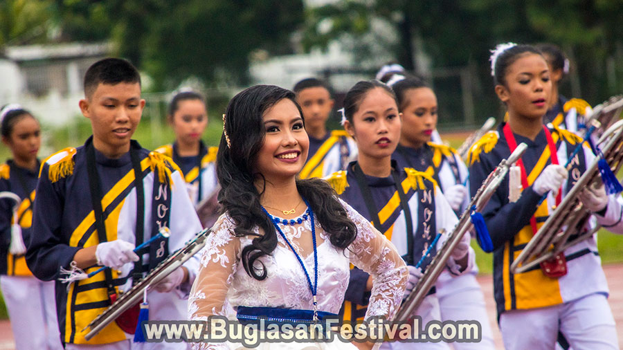 High School Band Competition 2017-Buglasan Festival 2017
