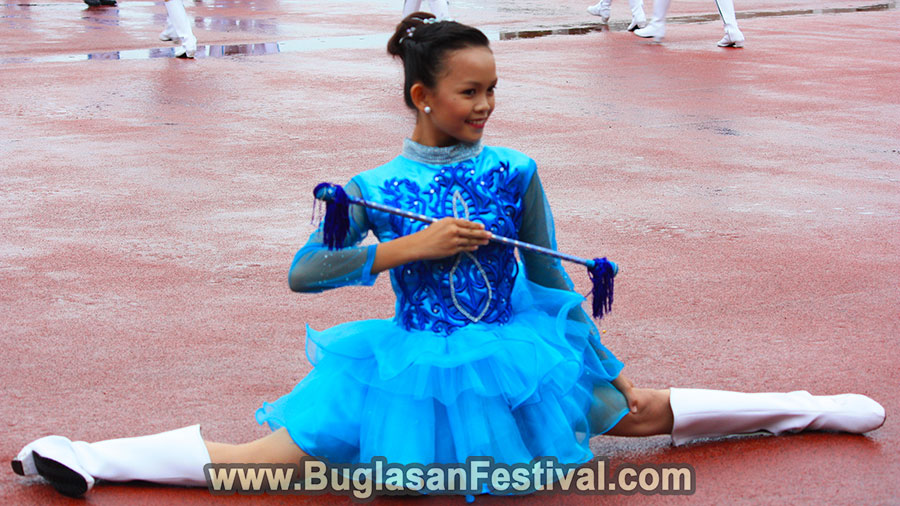 High School Band Competition - Buglasan Festival 2017 - Negros