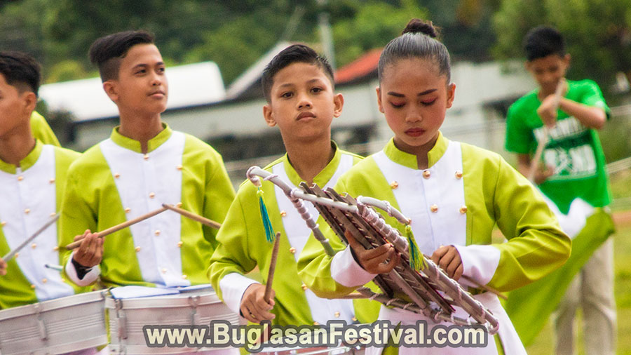 High School Band Competition - Buglasan Festival 2017 Negros