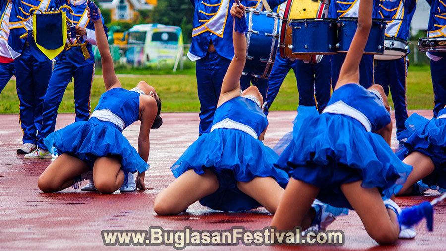High School Band Competition - Buglasan Festival 2017 -Negros