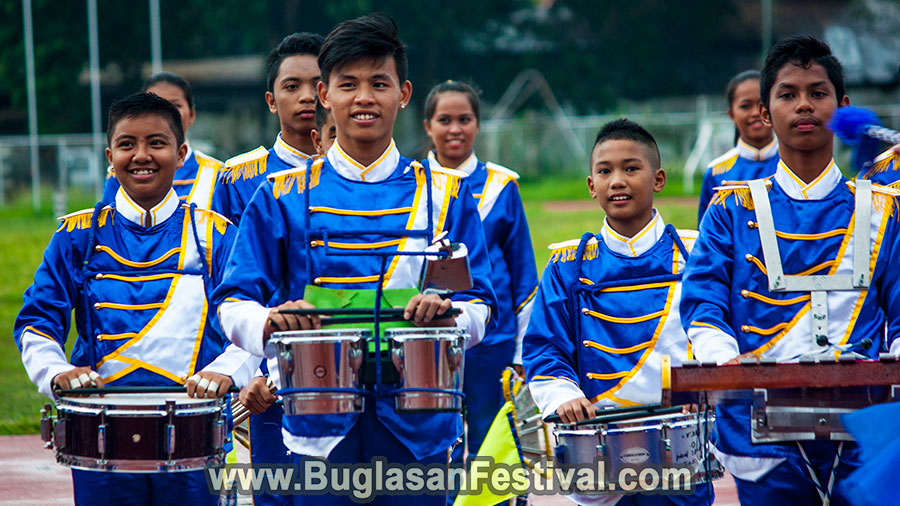 High School Marching Band Competition- Buglasan Festival 2017