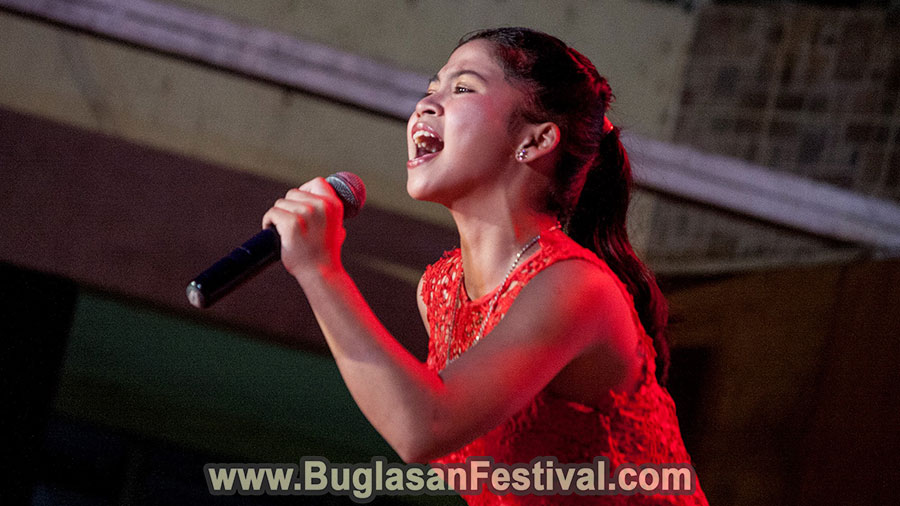 Minus-One Singing Competition - Buglasan Festival 2017