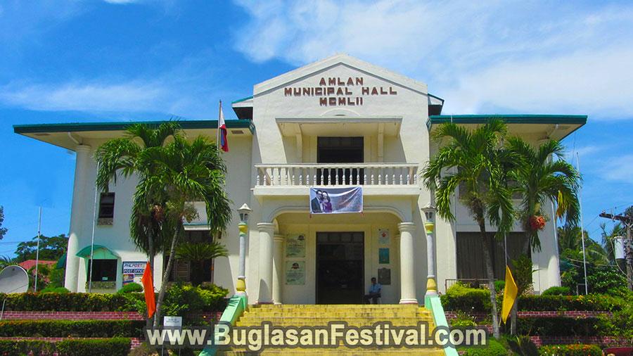 Amlan Municipal - Hall