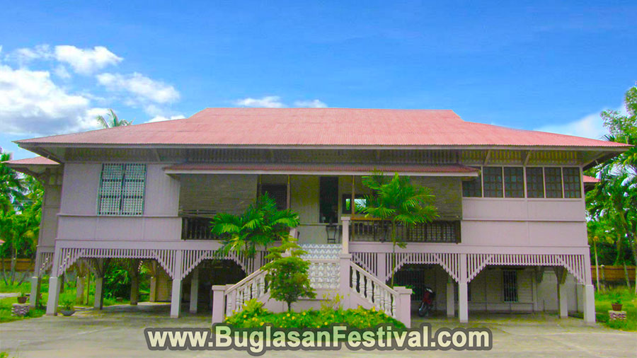 Bais City - Negros Oriental Old Spanish House