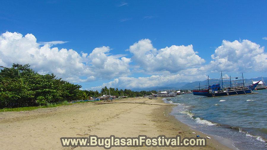 Bayawan City - Boulevard - Beach