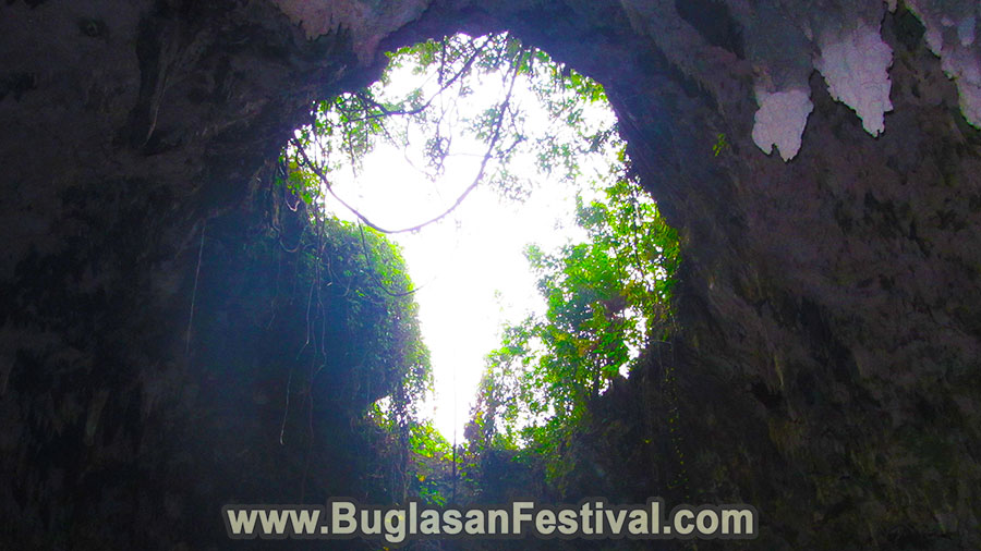 Panligawan Cave in Mabinay