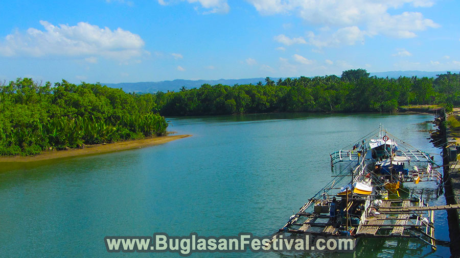 Suba River - Bayawan-City