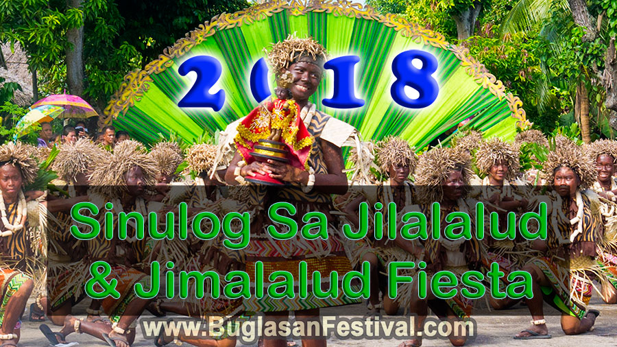 Sinulog sa Jimalalud - Jimalalud Fiesta 2018 - Schedule of Activities