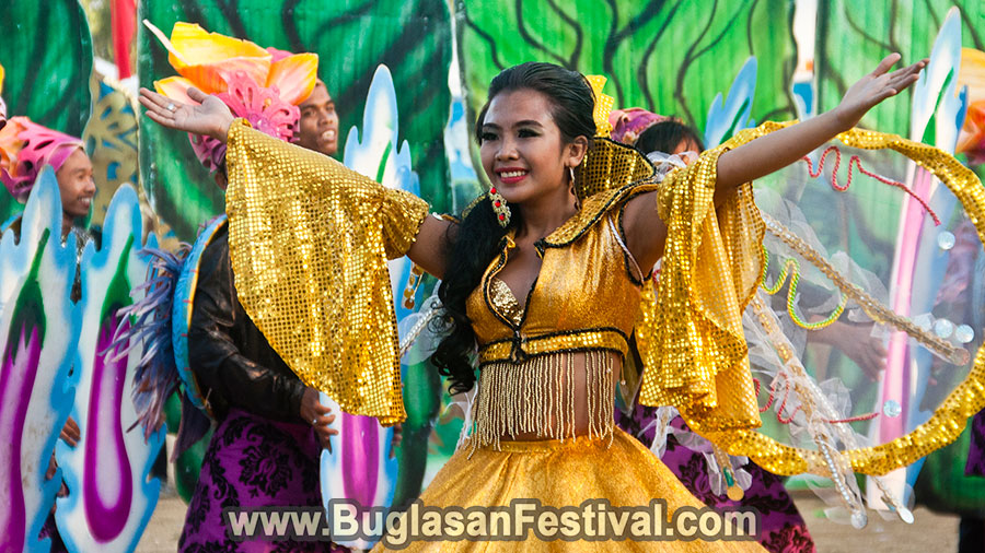 Fairy Dancer - Canlaon Festival - Pasayaw Festival