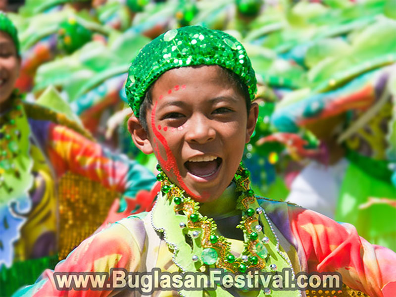 Pasayaw Festival in Canlaon City - Negros Oriental