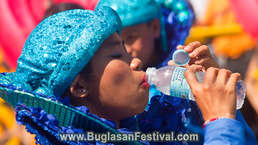 Thirsty Dancer - Pasayaw Festival - Canlaon City - Negros Oriental