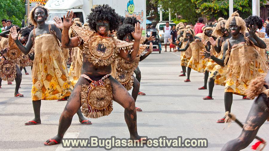 Kanglambat Festival-Street Dancing Parade