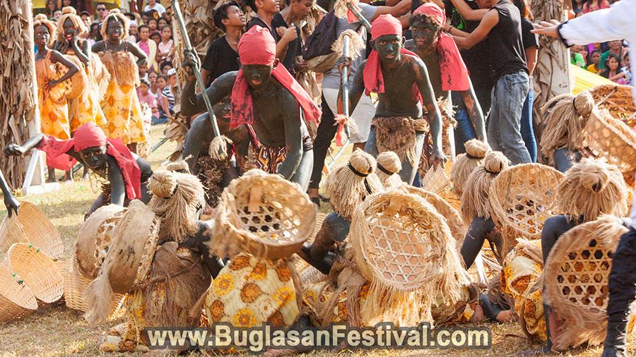 Kanglambat Festival-Vallehermoso