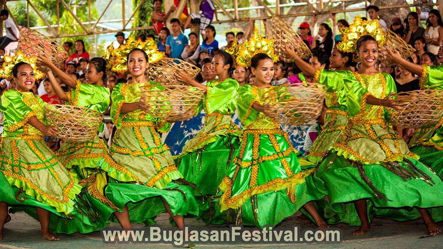 Mantuod Festival - Festival Parade
