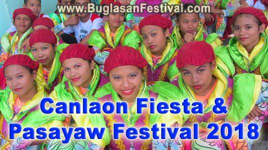 Pasayaw Festival 2018 – Schedule of Activities