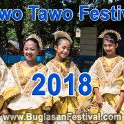 Tawo Tawo Festival 2018 - Street Dancing and Showdown