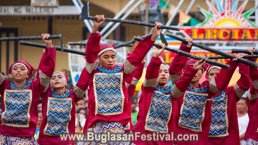 Vallehermoso-Kanglambat Festival