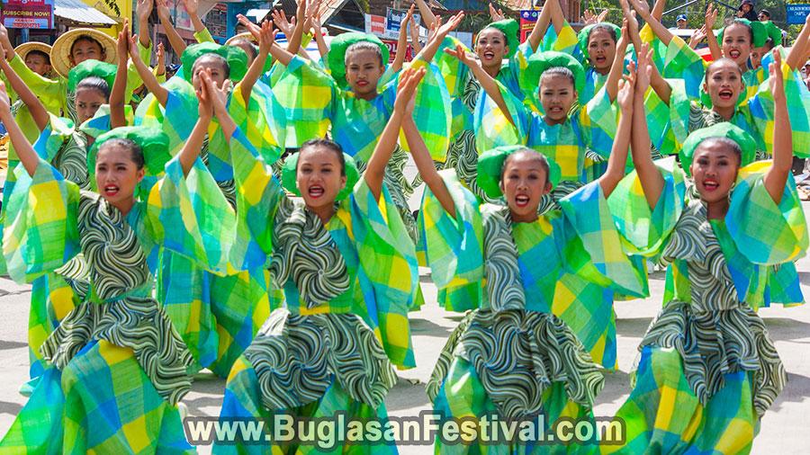 Street Dancing - Pasayaw Festival 2018 - Canlaon City - Negros Oriental
