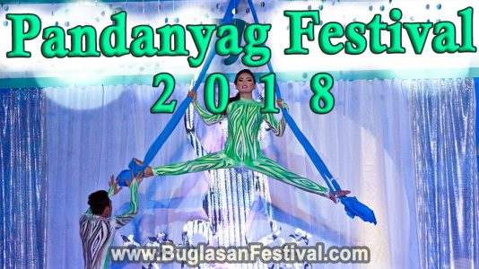 Pandanyag Festival 2018 – Schedule of Activities