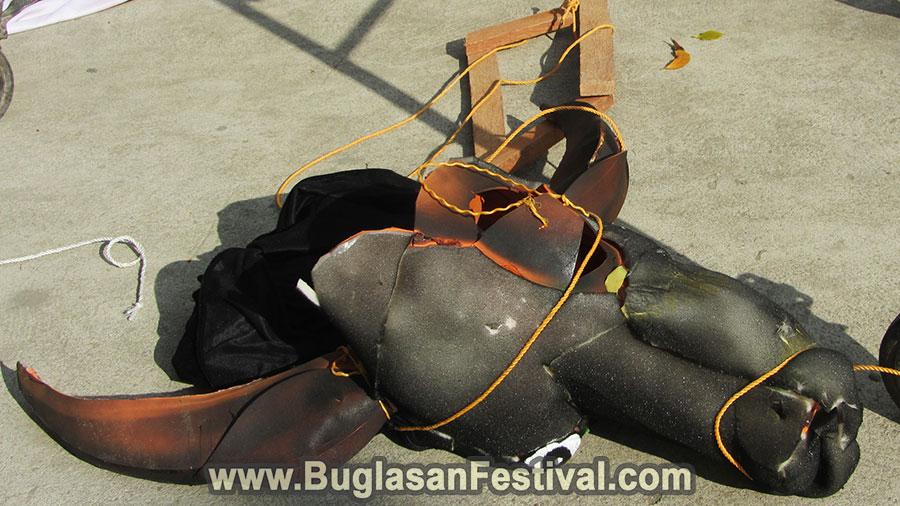Guihulugan Festival - Parade