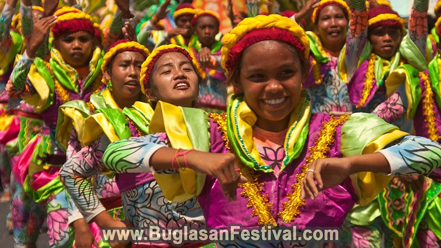 Guihulugan Festival - Street Dancing