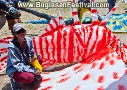 Kite Festival in La Libertad - Pandanyag Festival - Negros Oriental