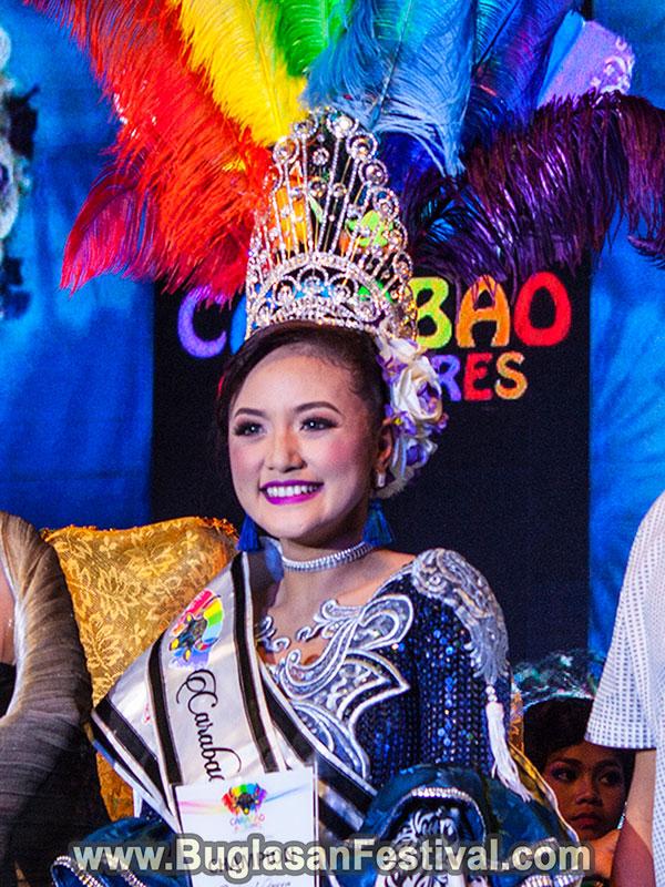 Miss Carabao de Colores Festival Queen 2018 - Winner