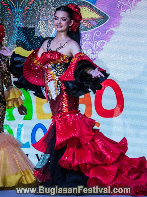 Miss Carabao de Colores Festival Queen 2018