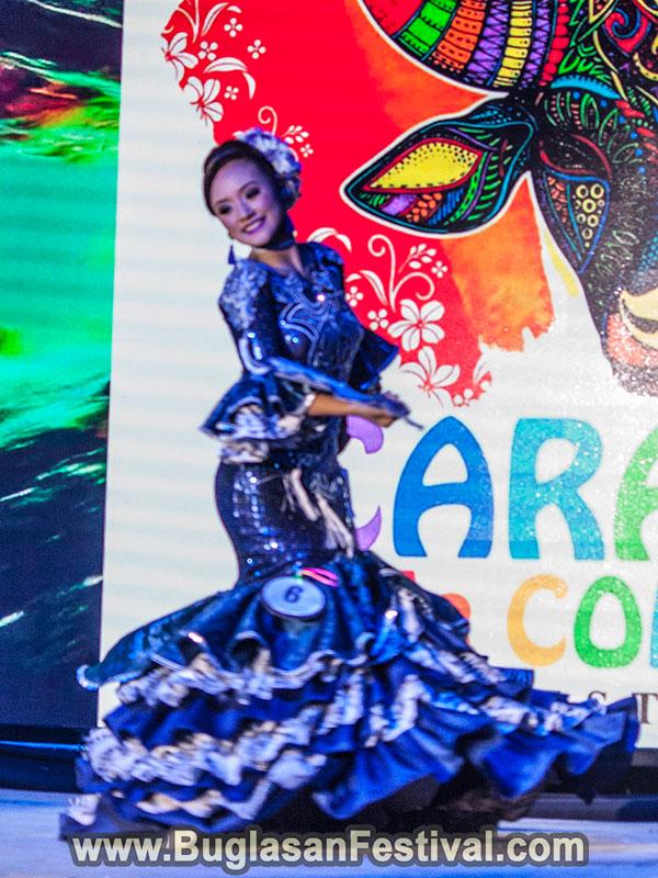 Negros Oriental - Vallehermoso - Karabaw Queen Festival
