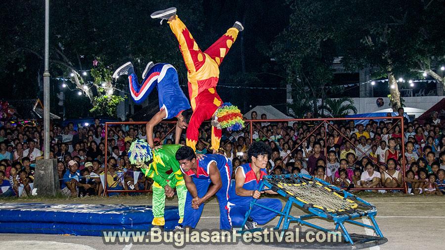 Pandanyag Festival - Acrobatic Show - La Libertad