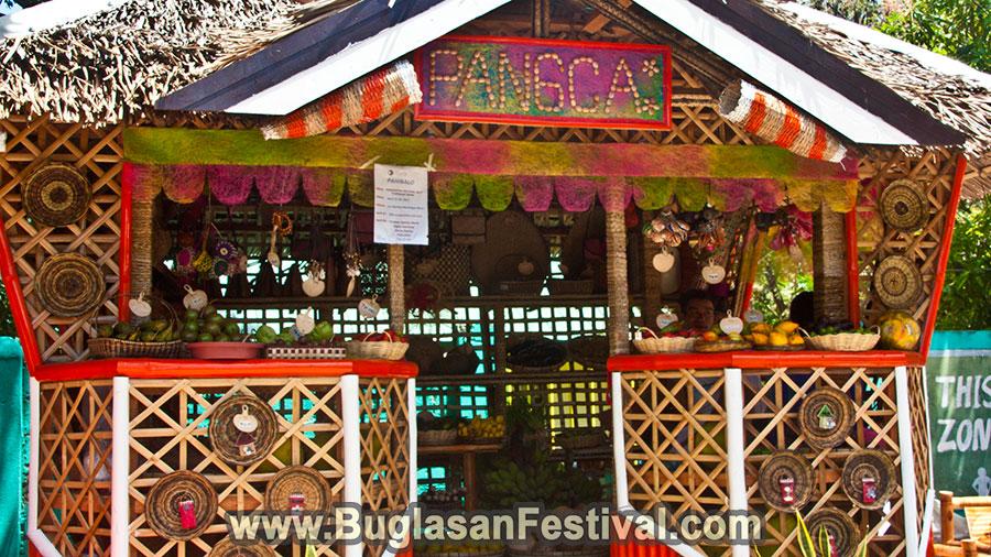 Pandanyag Festival - Booths