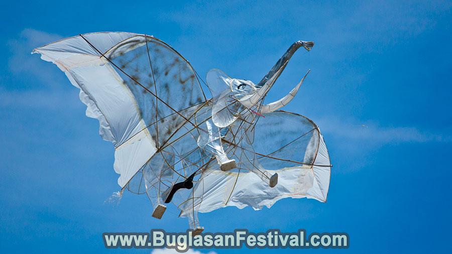 Pandanyag Festival - Kite Festival