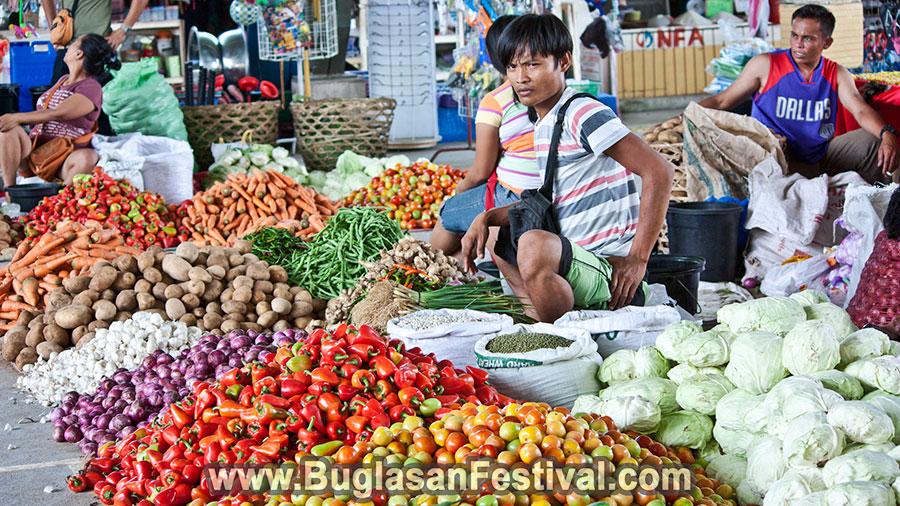 Pandanyag Festival - Market