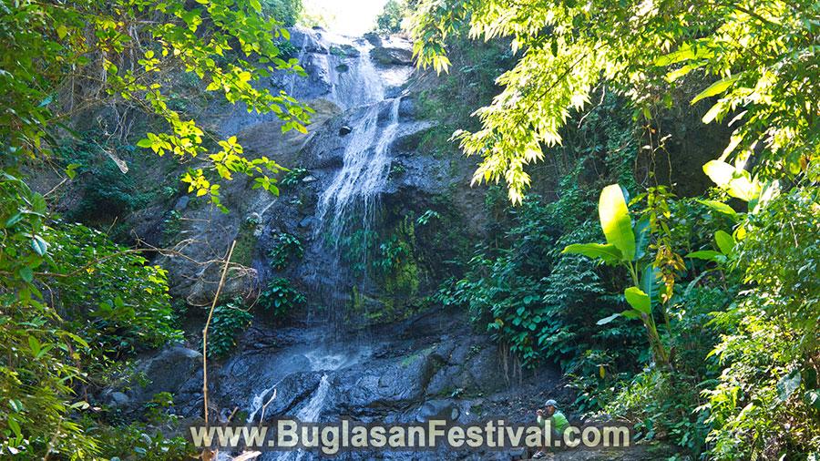 Jimalalud-Kanggaris Falls-Negros Oriental