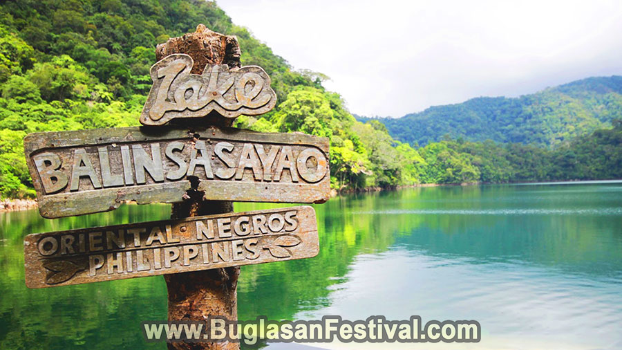 Lake Balinsasayao - Negros Oriental - Twin Lake