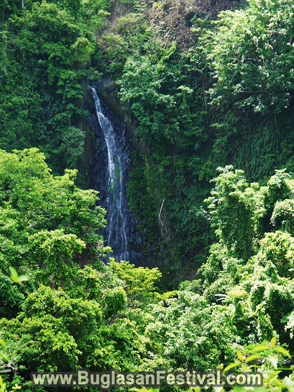 Luparan Falls in Tanjay City - Negros Oriental