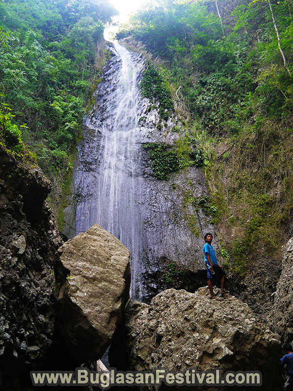 Luparan Falls in Tanjay City