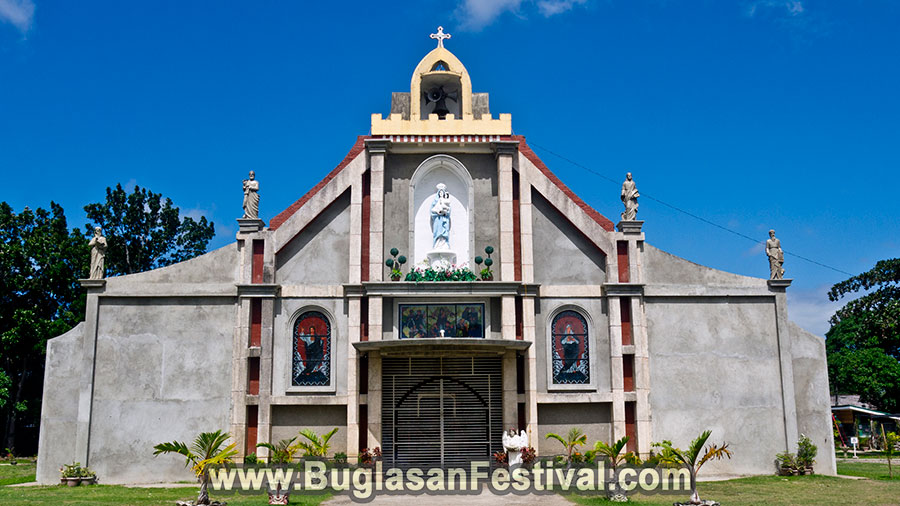 Our Lady of Pilar Parish Church in Pamplona
