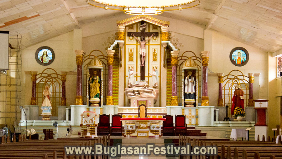 Saint James the Greater Church in Tanjay - Nergros Oriental