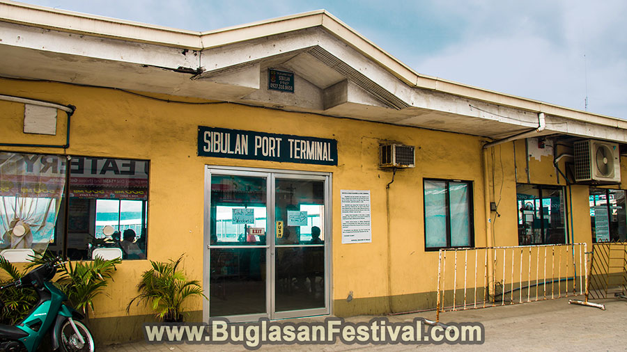 Sea Port Building - Sibulan