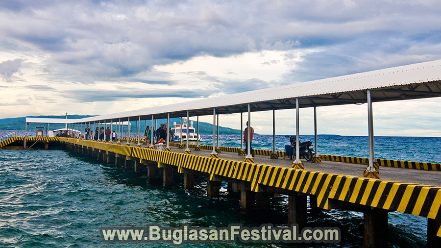 Sibulan Sea Port - Negors Oriental