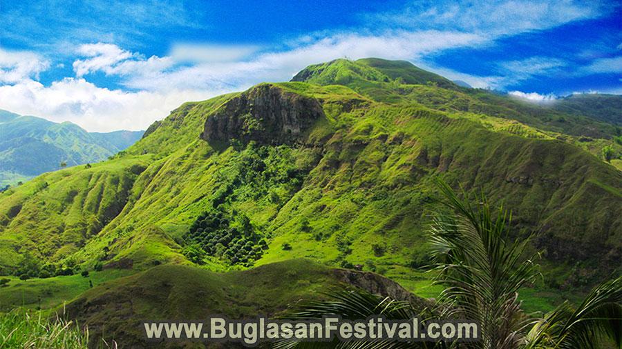 Sleeping Mountain - Tayasan - Negros Oriental
