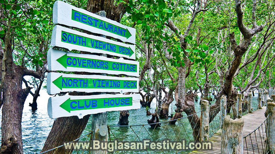 Tanjay City Board Walk - Negros Oriental
