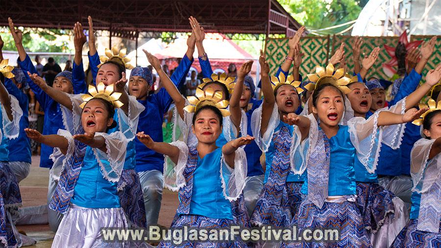 Tayasan - Negros Oriental - Calle de Bailar 2018