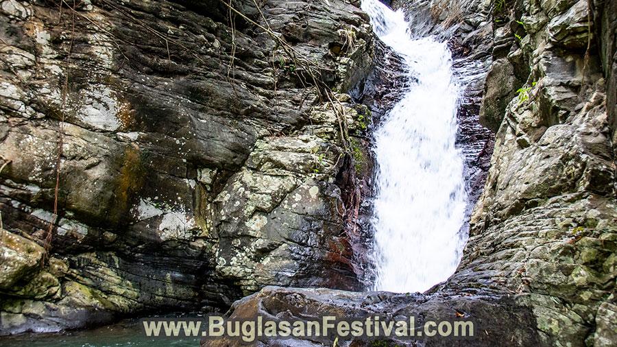 Tayasan-Negros Oriental-Mampanohoy Fall - Dam site