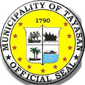 Tayasan Seal - Negros Oriental