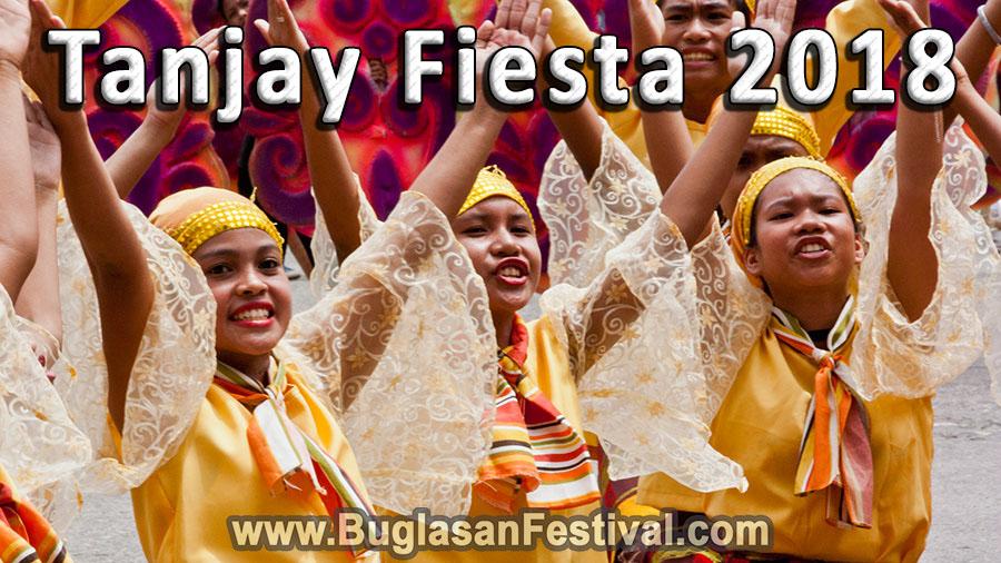 Tanjay Fiesta 2018 Schedule of Activities
