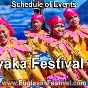 Hudyaka Festival 2018 - Schedule