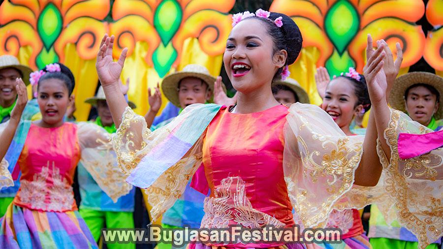Bais City - Hudyaka Festival 2018 - Street Dancing